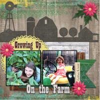 Growing Up on the Farm