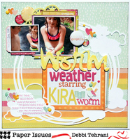 Worm Weather: Starring Kira the Worm