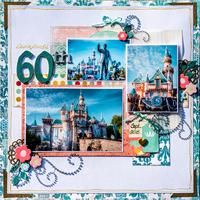 Disneylands 60th