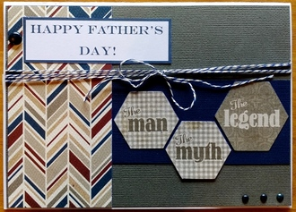 2018 Father's Day card