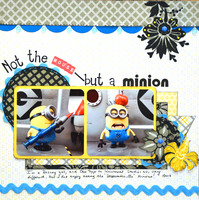 Not the Mouse---but a Minion