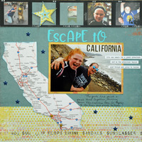 Escape To California
