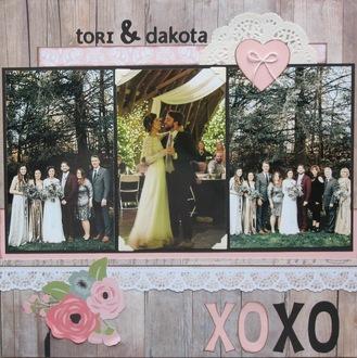 Tori & Dakota