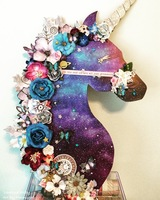 Space Unicorn!