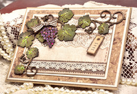 Grapevine Card