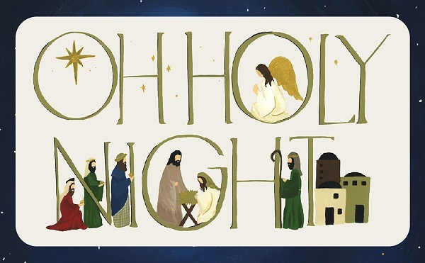 Oh Holy Night Echo Park