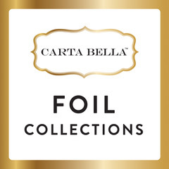 Foil Paper Collections Carta Bella