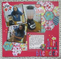 A Girl and her Blender