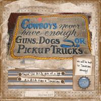 Cowboy truth
