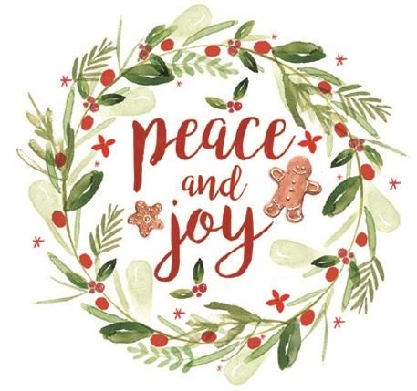 Peace and Joy Peace & Joy KaiserCraft Kaiser Craft