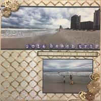 2016 Beach Trip