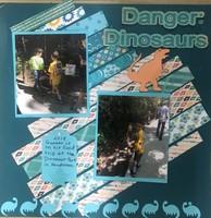 Danger: Dinosaurs