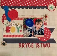 Bryce is Two
