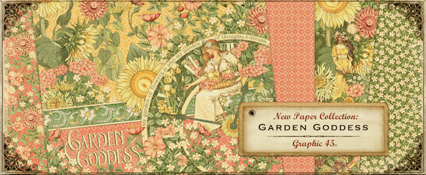 Garden Goddess Graphic 45