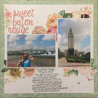 Sweet Baton Rouge