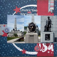 Lincolns Tomb & War Memorial