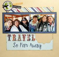 Travel - So Far Away
