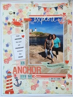 August Sketches in Thyme layout