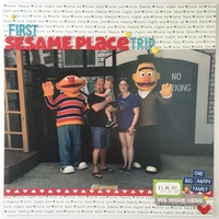First Sesame Place Trip