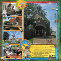 Highlights of Dutch Village