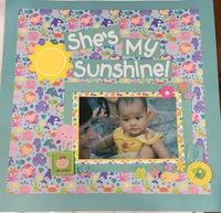 She's My Sunshine! Mmc#3