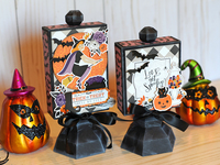 Bewitched Halloween Home Decor