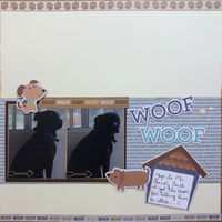 Woof, Woof (Aug 2018 What's On TV and Pet Challenges)