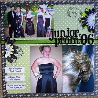 Junior Prom 2006