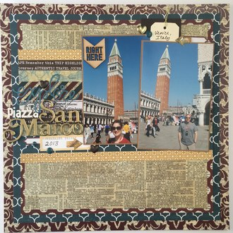 Explore Piazza San Marco