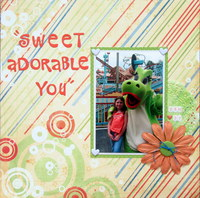"""""""Sweet Adorable You"""""""