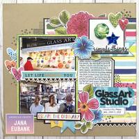 Glass Art Studio