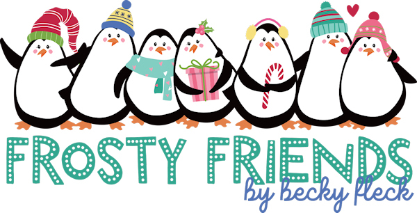Frosty Friends Photoplay