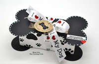 Dog Bone Treat Box