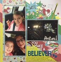 You Make Me A Believer