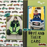 Boys and their cars