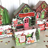 Christmas House Gift Boxes
