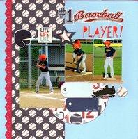 #1 Baseball Player!