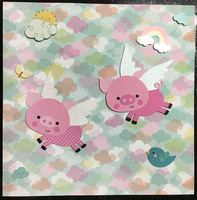 Maddie's Flying Pigs