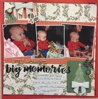 Little Moments, Big Memories