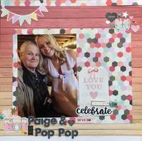 Paige & Pop Pop