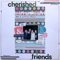 cherished friends (Oct 2018 What's On TV Challenge)