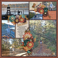 Fall Color Hike
