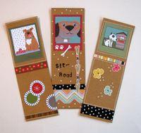 Dog Bookmarks