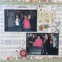 Karaoke at the PI