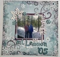 Mt. Lemmon '05