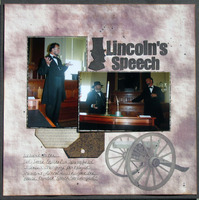 Lincoln's Speech