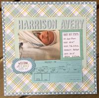 Harrison Avery