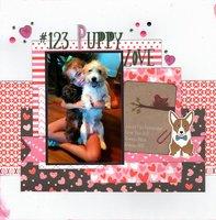 #123 Puppy Love