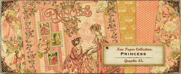 Princess Graphic 45 G45