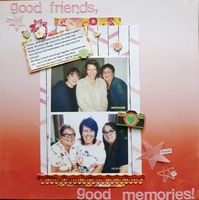 Good Friends Good Memories
